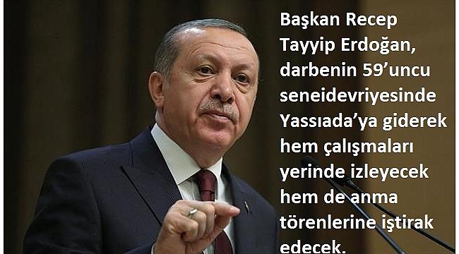 Başkan Erdoğan'dan Yassıada kararı..