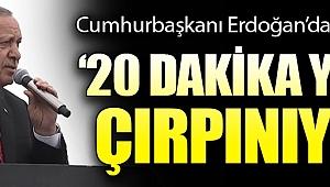 Başkan Erdoğan'dan Sancaktepe'deki Toplu Açılış Töreni'nde önemli açıklamalar.