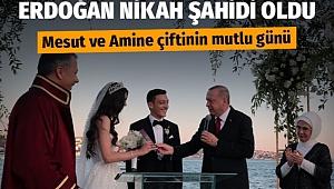 Mesut Özil, Amine Gülşe'yi baba evinden davul-zurnayla çıkardı.