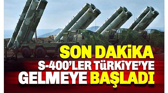 S-400'ler Türkiye'ye gelmeye başladı! İşte S-400'lerin özellikleri.