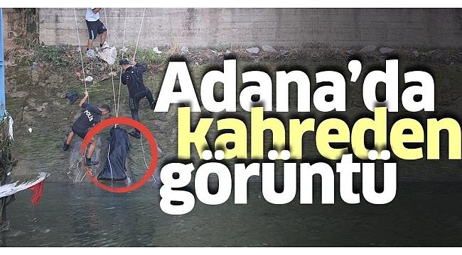 Adana'da sulama kanalında kaybolan çocuğun cesedi bulundu.