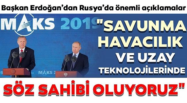 Başkan Erdoğan Rusya'da Su-57'yi inceledi! Rus Su-57 mi, Amerikan F-35 m.i daha güçlü? İşte özellikleri