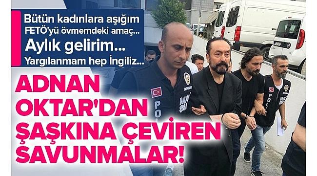 Adnan Oktar'dan şaşkına çeviren açıklamalar!..