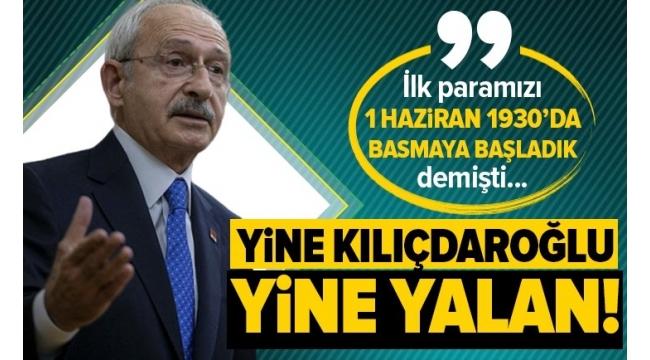 Engin Ardıç, Kemal Kılıçdaroğlu'nun yalanını ortaya çıkardı!..