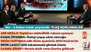 Başkan Erdoğan'dan Kemal Kılıçdaroğlu'na tepki: Bay Kemal yalan söyleme, dürüst ol