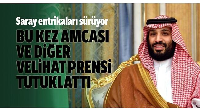 Suudi Arabistan karıştı: Prens Selman amcasını tutuklattı.