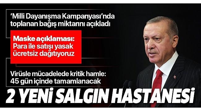 Son Dakika Haberi: Kabine zirvesi sona erdi! Başkan Erdoğan'dan flaş açıklamalar.