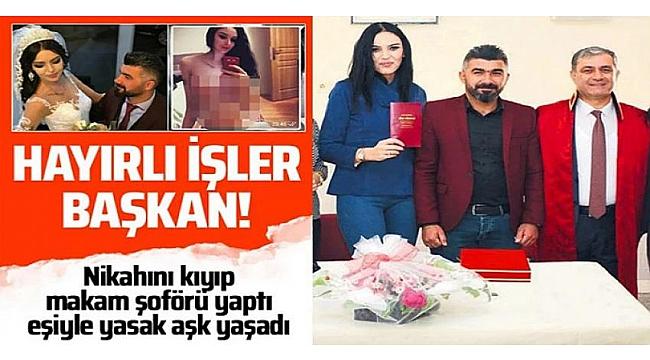 İYİ PartiliElmalı BelediyeBaşkanıHalil Öztürkve yasak aşkının buluşmanın görüntüleri ortaya çıktı.
