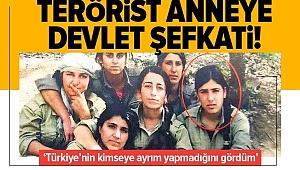 Terörist anneye devlet şefkati:Türkiye'nin vatandaşına ayrım yapmadığını gördüm.