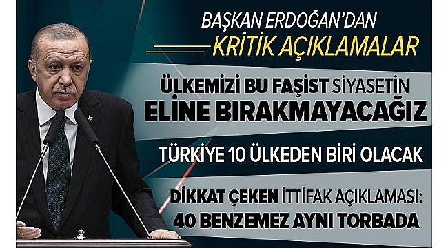Son dakika: Başkan Erdoğan Türkiye'nin 10 yıllık uzay vizyonunu açıkladı: 2023'te Ay'a ulaşacağız