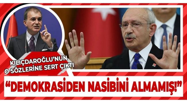 AK Parti SözcüsüÖmer Çelik'ten