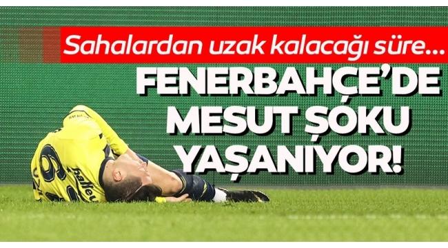 Son dakika:Mesut Özil'in MR sonucu belli oldu!