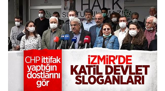 SON DAKİKA:İzmirHDPil binasında silah sesleri! Parti çalışanı öldü...