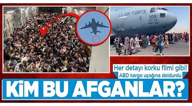 ABDyönetimindeAfganistanşoku! 46 yıl sonra aynı kareler
