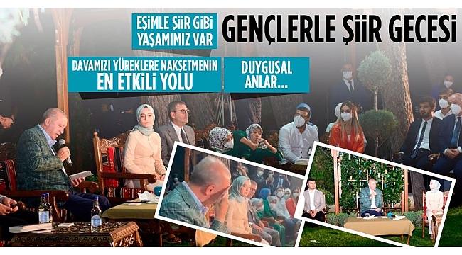 Başkan Recep Tayyip Erdoğan'ın Kahramanmaraş'ta Yedi Güzel Adam Müzesi'nde